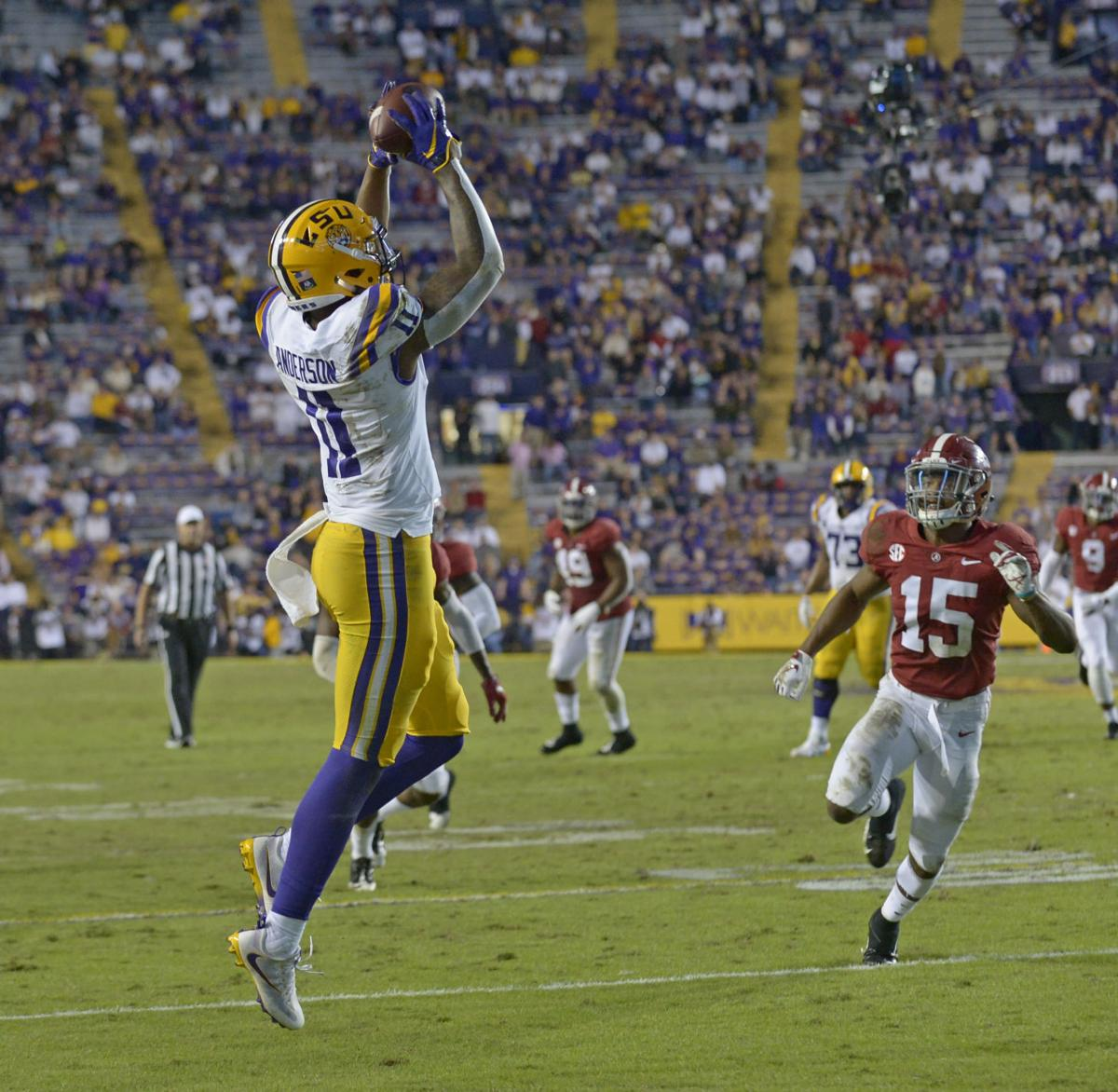 How LSU's Stephen Sullivan rose from poverty to become ...