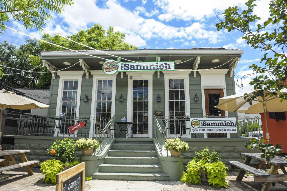 A tough week for restaurants gets worse as the Sammich on Maple Street closes _lowres