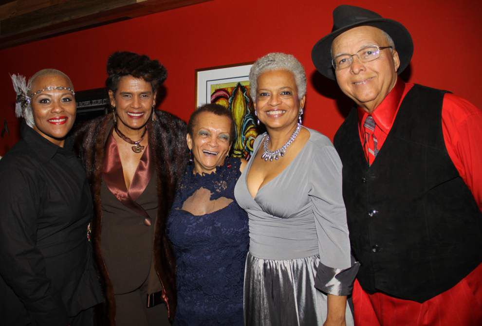 Steven Forster's Party Central: Irvin Mayfield celebrates a birthday _lowres