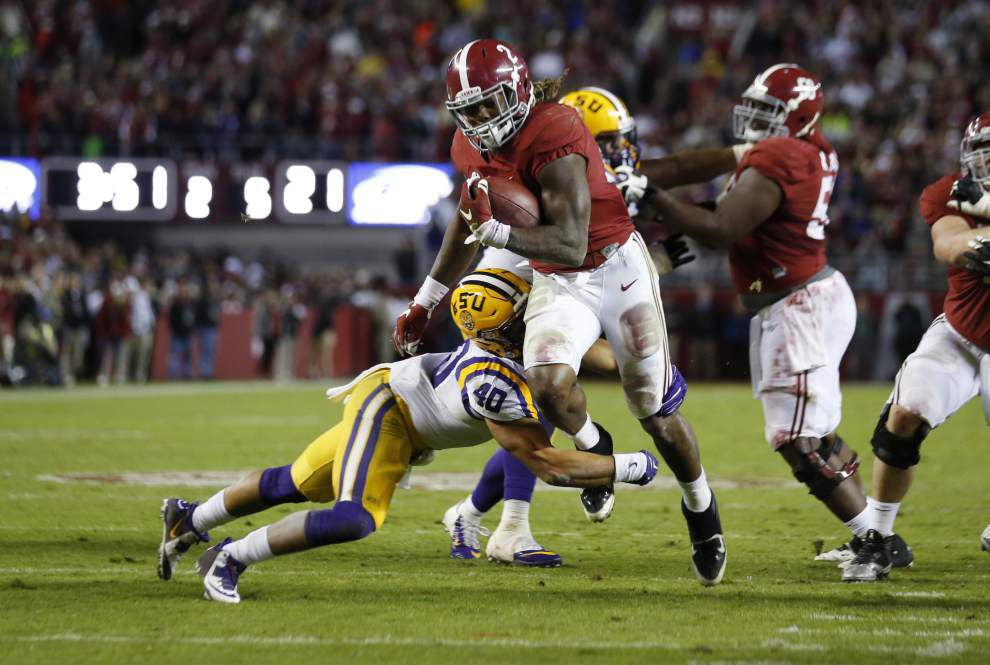 LSU defense can't withstand the Tide that is Alabama's rushing game _lowres
