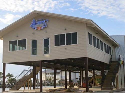The Blue Crab opens on the lakefront_lowres