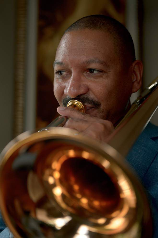 For Delfeayo Marsalis, jazz is a legacy to be handed down _lowres