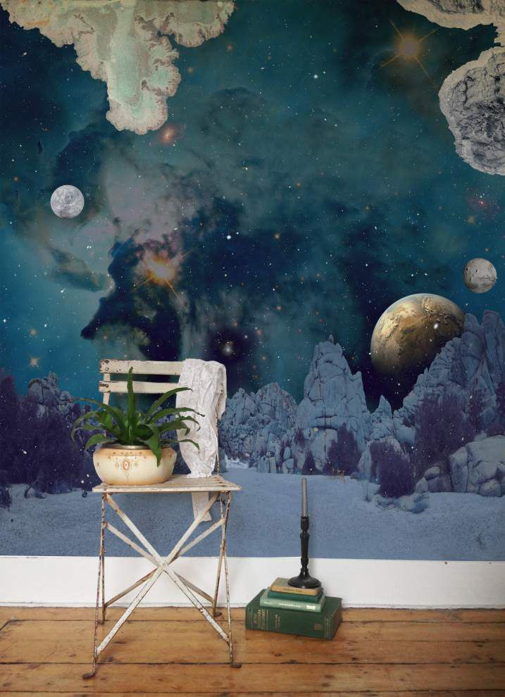 Louisiana artist, others create wallpapers that take you on a journey _lowres