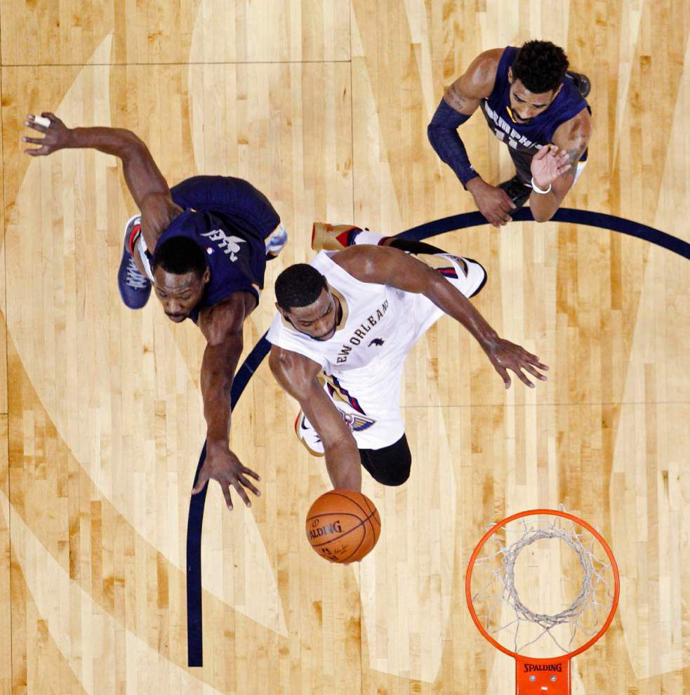 Coach Alvin Gentry, guard Tyreke Evans trying to get on same page _lowres