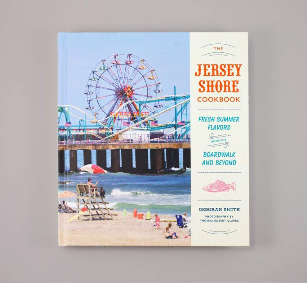Side Dish: Jersey Shore foods showcased in new book _lowres