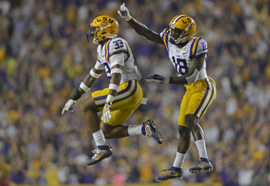 Jamal Adams Tre Davious White Carrying On Tradition Of Lsu Defensive Backs In Nfl Draft Lsu Theadvocate Com