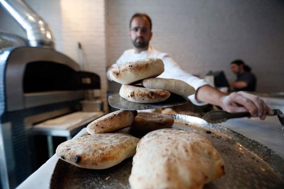 Hummus in land of gumbo: Israeli restaurant standout in NOLA  _lowres