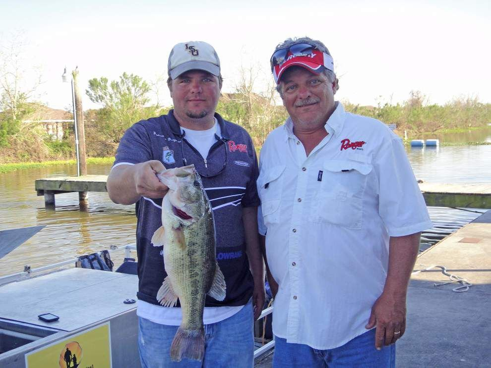 Greg Hackney's lesson for anglers: Line choice can make big difference _lowres