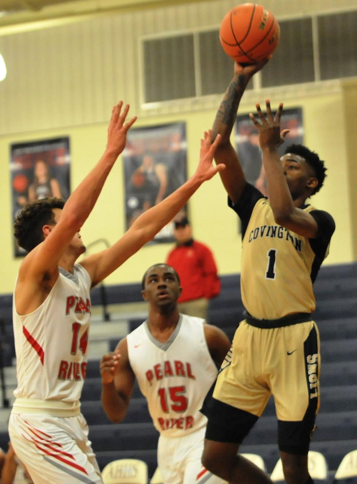 Sheldon Baham (Covington High Boys Basketball)