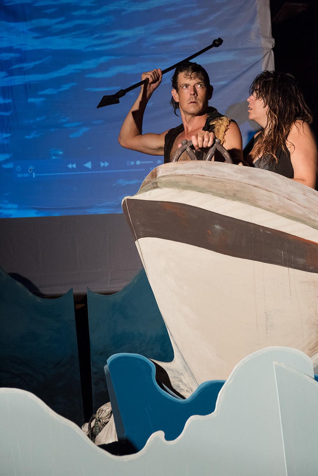 Waterworld musical