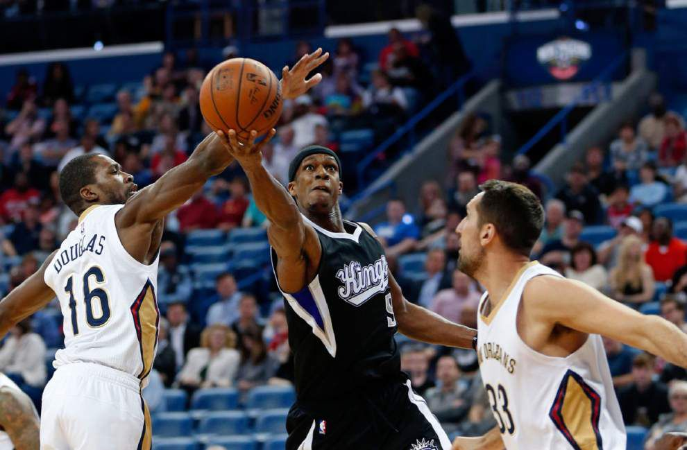 New Orleans Pelicans receive NBA hardship exemption, will add guard Orlando Johnson _lowres