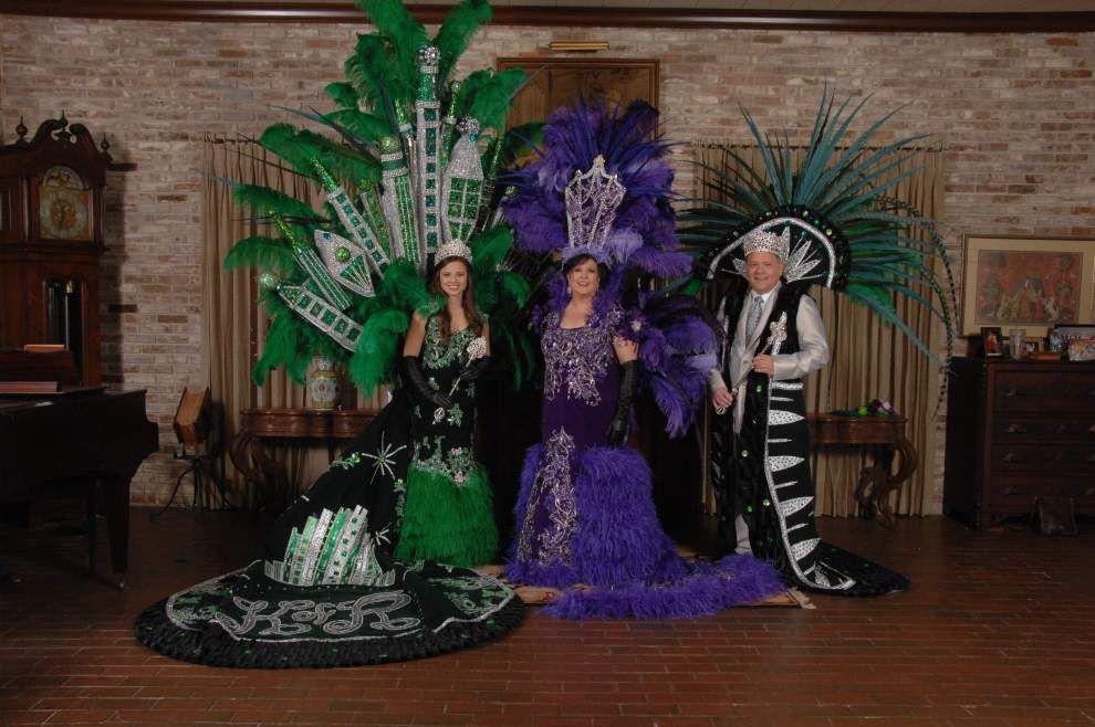 Krewe of Romany goes back to Broadway for ball