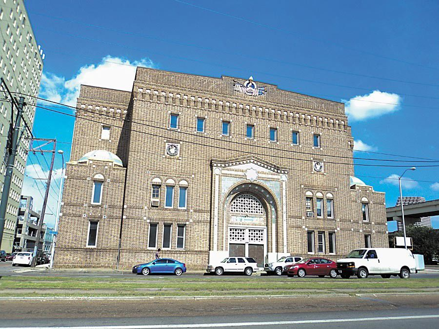 Blake Pontchartrain: What's up with the Masonic building?_lowres