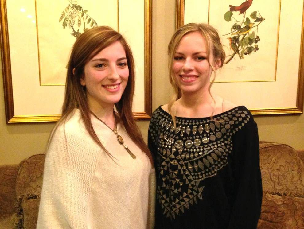 St. Francisville pair earn symphony scholarships _lowres