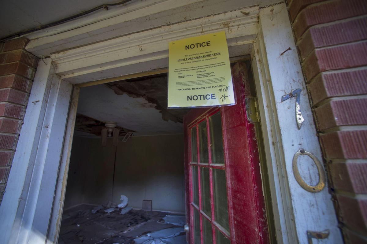 Denham Springs trying to identify blighted property in