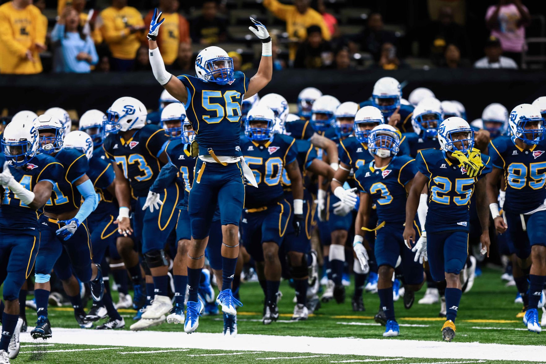 Exceptional NO.bayouclassic47.112716. Buy Now. Southern University Jaguars ...