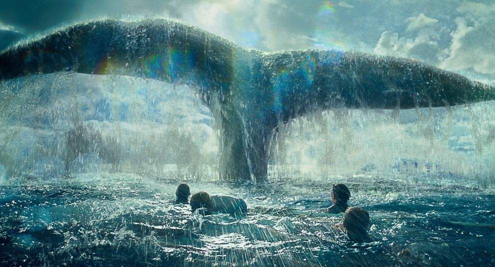 Review: Ron Howard's 'In the Heart of the Sea' is adrift _lowres