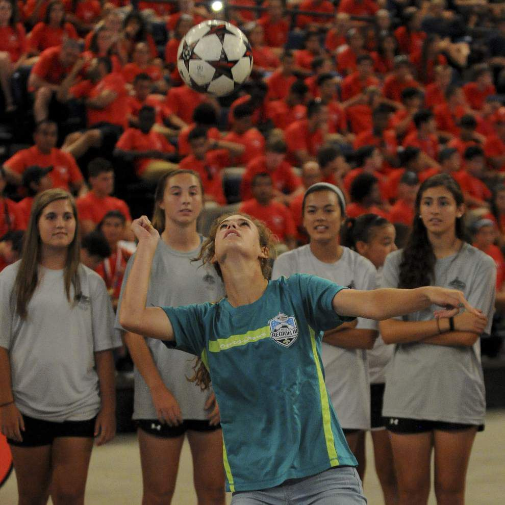 Teams descend on Baton Rouge for US Youth Soccer Region III Championships _lowres