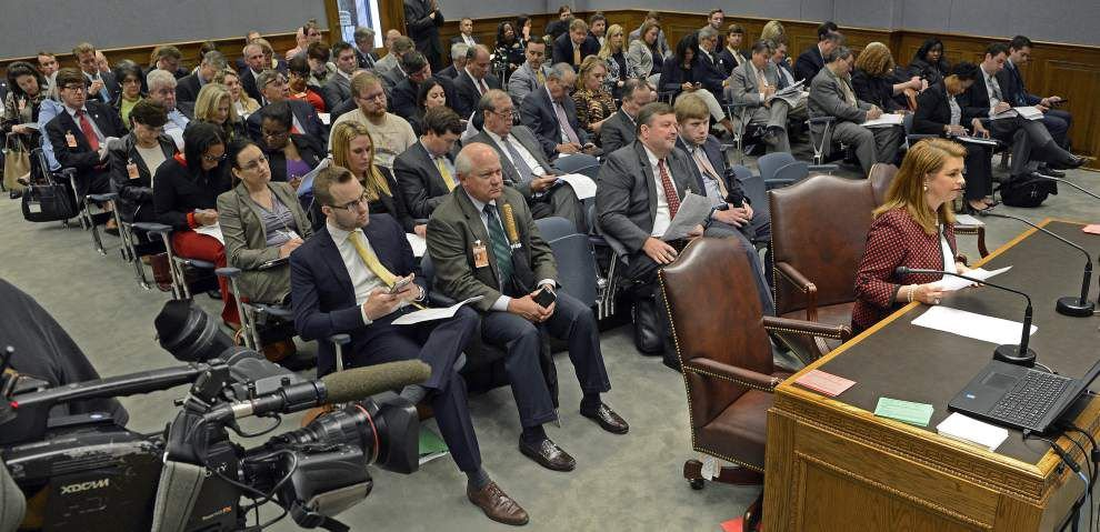 Louisiana House committee advances 31 tax bills without debate; here are next steps _lowres