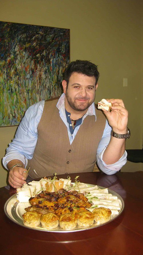 Man v. Food's Adam Richman visits New Orleans_lowres