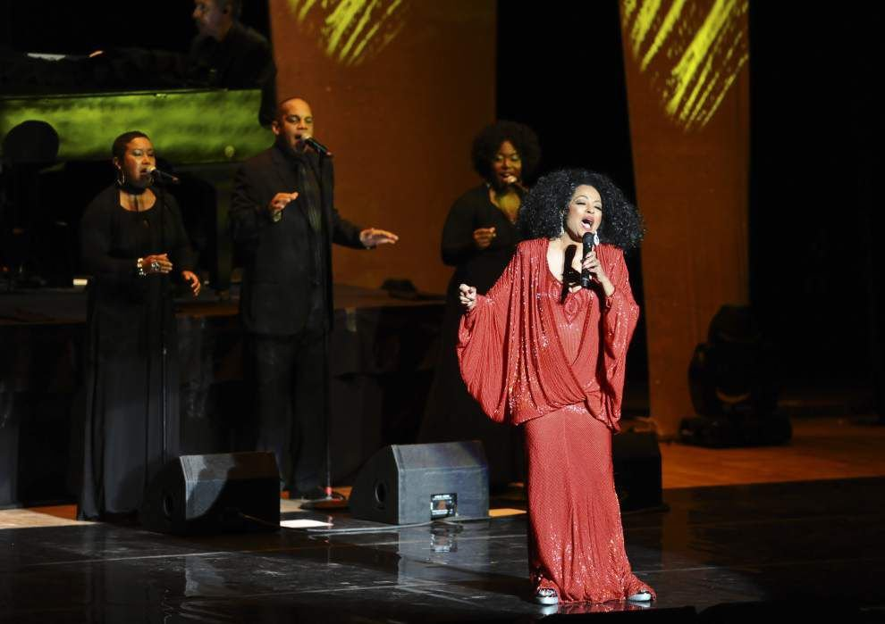 Diana Ross to return to New Orleans' Saenger Theatre in February _lowres