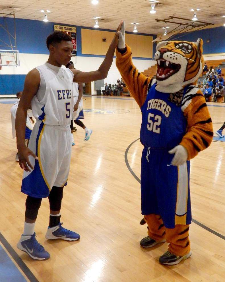 Wins, losses for East Feliciana _lowres