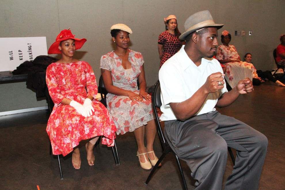 'The Fading Line': Mid City Dance production commemorates '53 Baton Rouge Bus Boycott _lowres