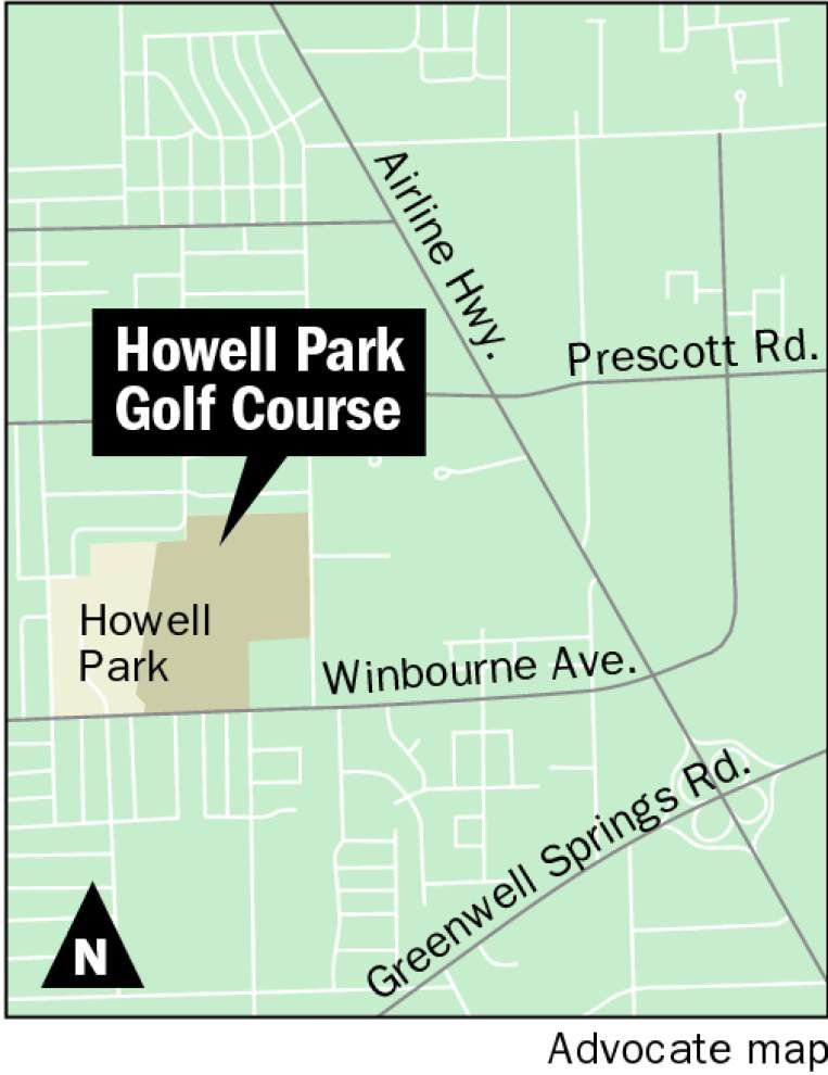BREC approves closing Howell Park Golf Course, replacing it with lake, boathouse, fields _lowres