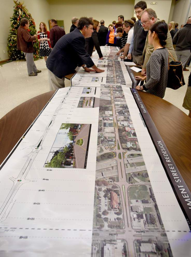 Baton Rouge residents air a mix of delight, dread at prospect of Government Street 'Road Diet' _lowres