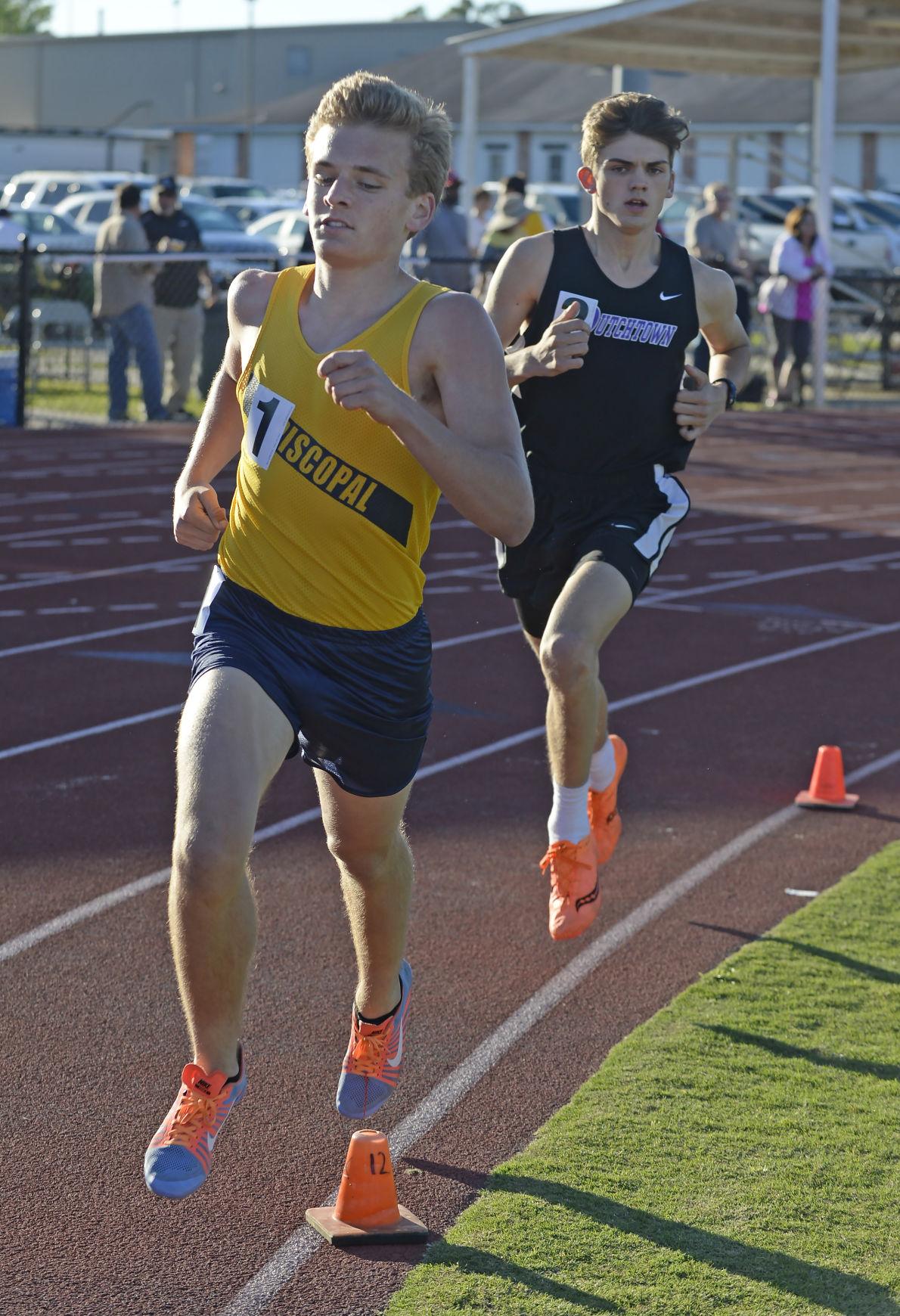 episcopal high school baton rouge track meet