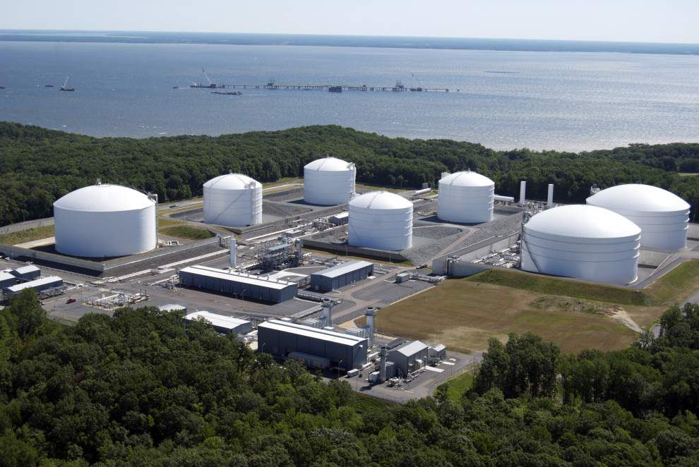 Natural gas exports: Slow walk or 'danger zone'? _lowres