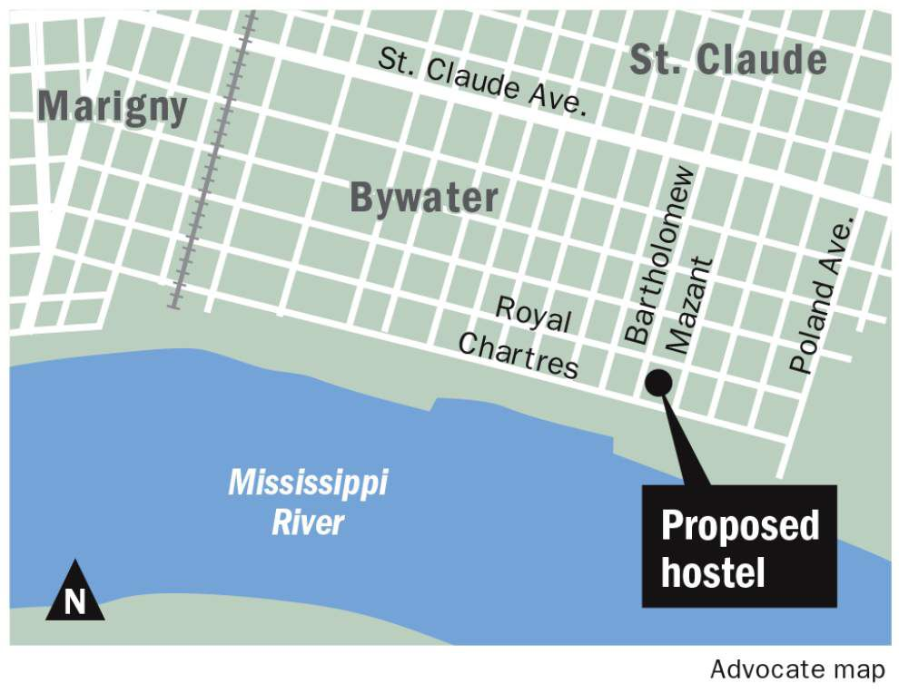 New Orleans planning officials reject proposal for upscale hostel in Bywater _lowres