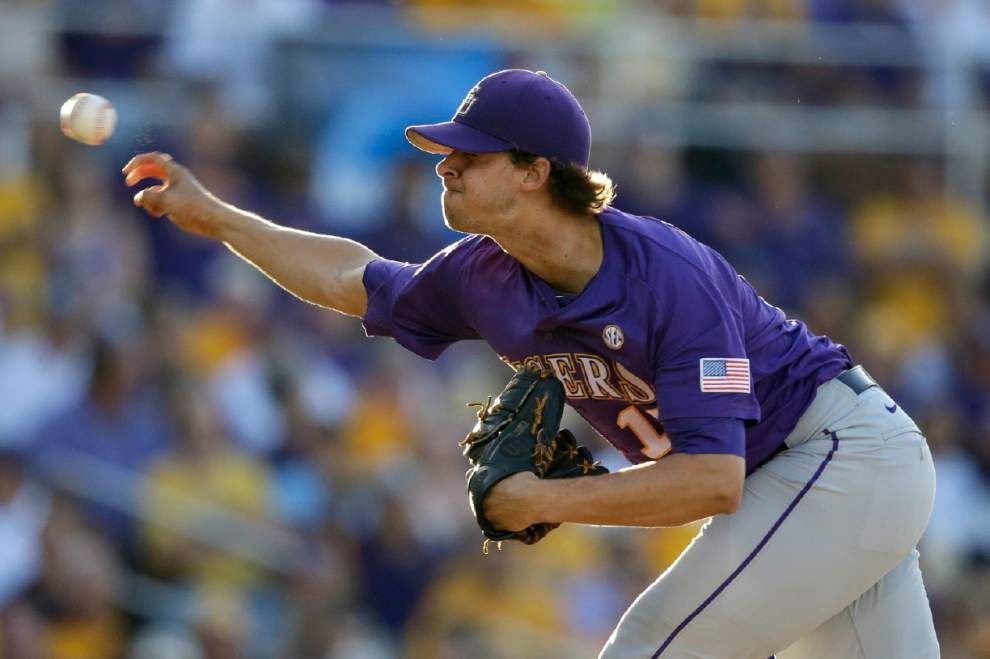 How the MLB draft could affect the LSU baseball team _lowres