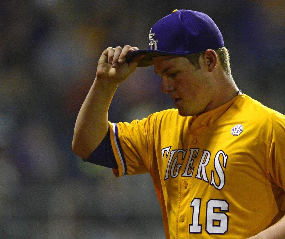 LSU baseball notes: Poché gets starting nod vs. Vanderbilt _lowres