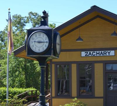 Around Zachary for April 28, 2021