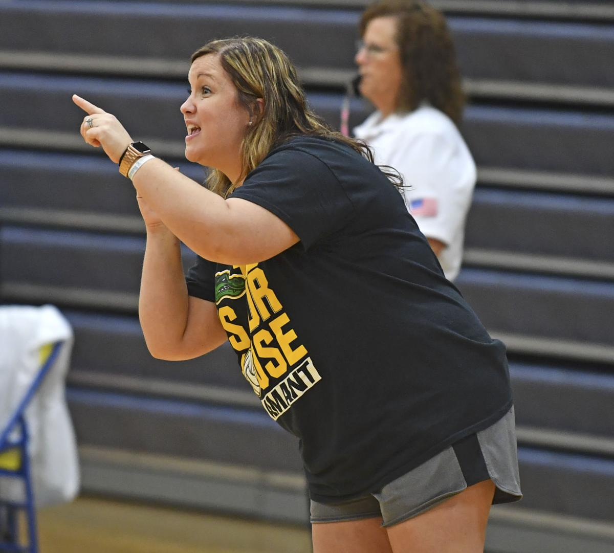 Up In The Air Volleyball Teams Coaches Await Guidelines For Their Looming Lhsaa Season High School Sports Theadvocate Com