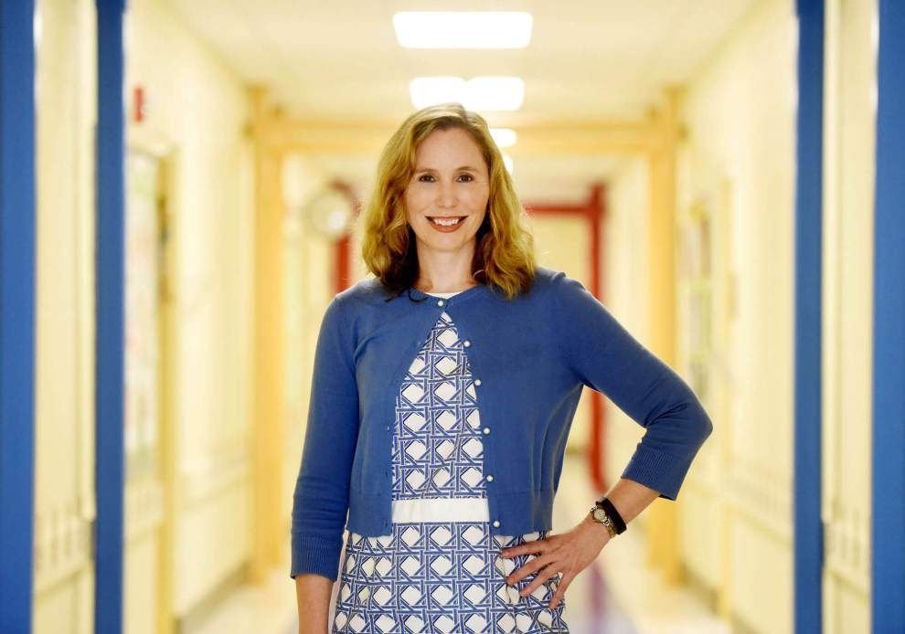 St. Tammany educator named state Teacher of the Year _lowres