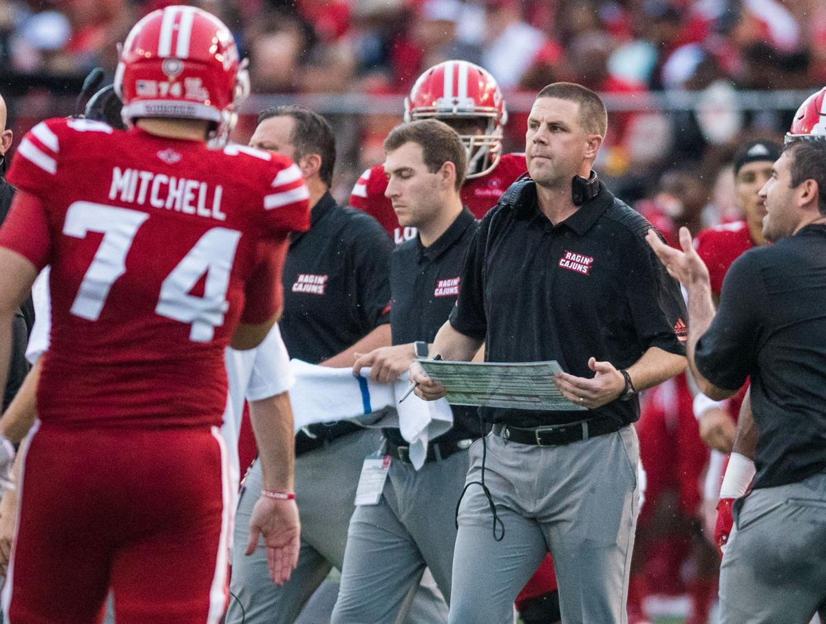 Cajuns Coach Billy Napier Credits Mentor Nick Saban With Much Of His