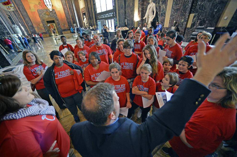 Louisiana's online charter schools trying to fend off financial, other challenges _lowres