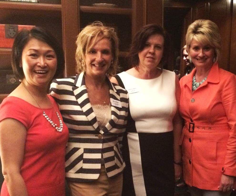 Pam's Party Line: Community celebrates service _lowres