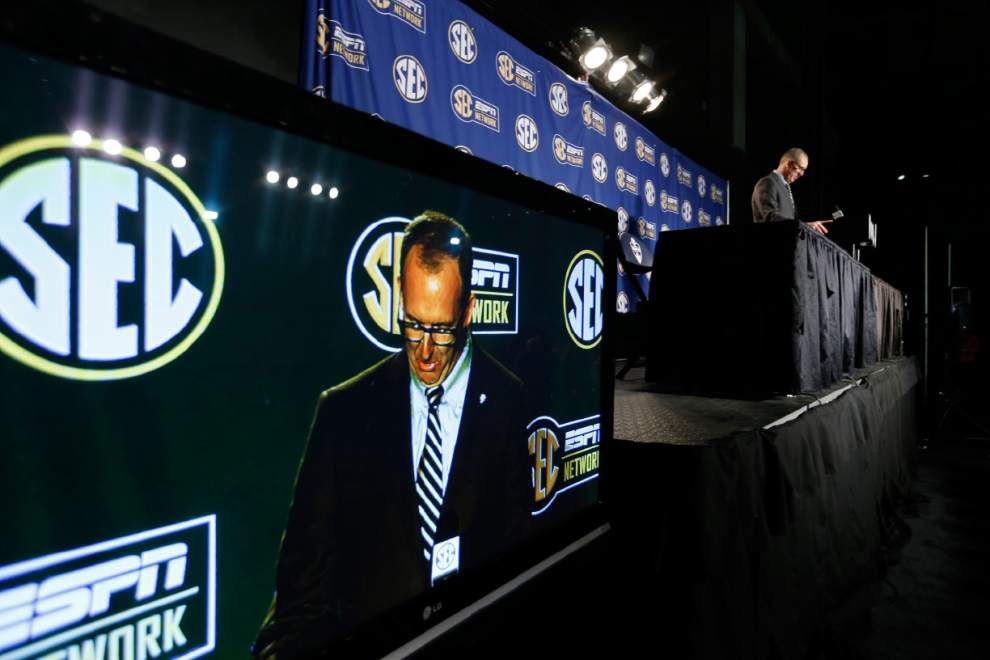 Rabalais: Time for new SEC Commissioner Greg Sankey to do something about transfers involved in domestic violence cases _lowres