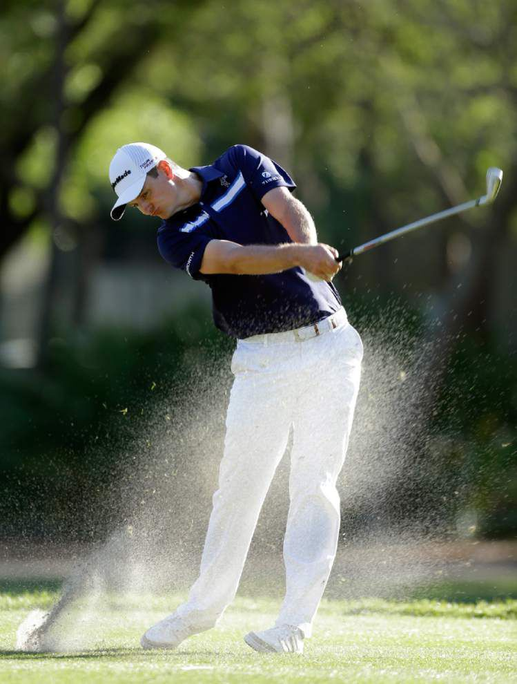U.S. Open champ Rose commits to Zurich Classic _lowres