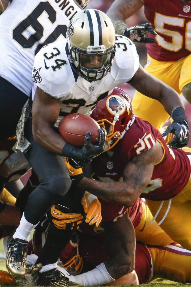Photos: New Orleans Saints defenseless against Redskins in 47-14 loss at FedEx Field _lowres
