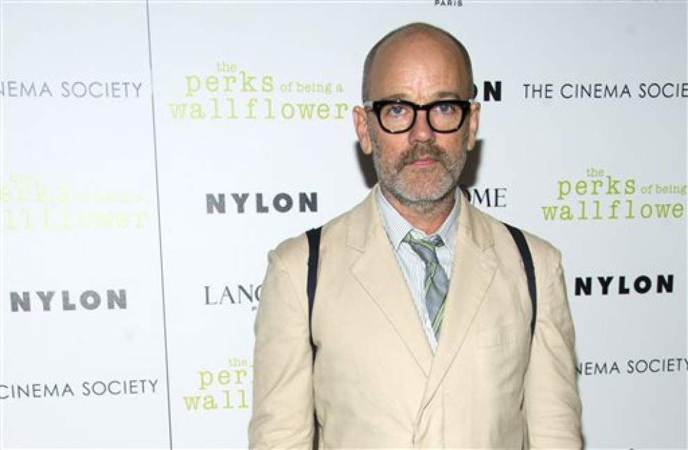 Michael Stipe to appear at Logo event this month _lowres