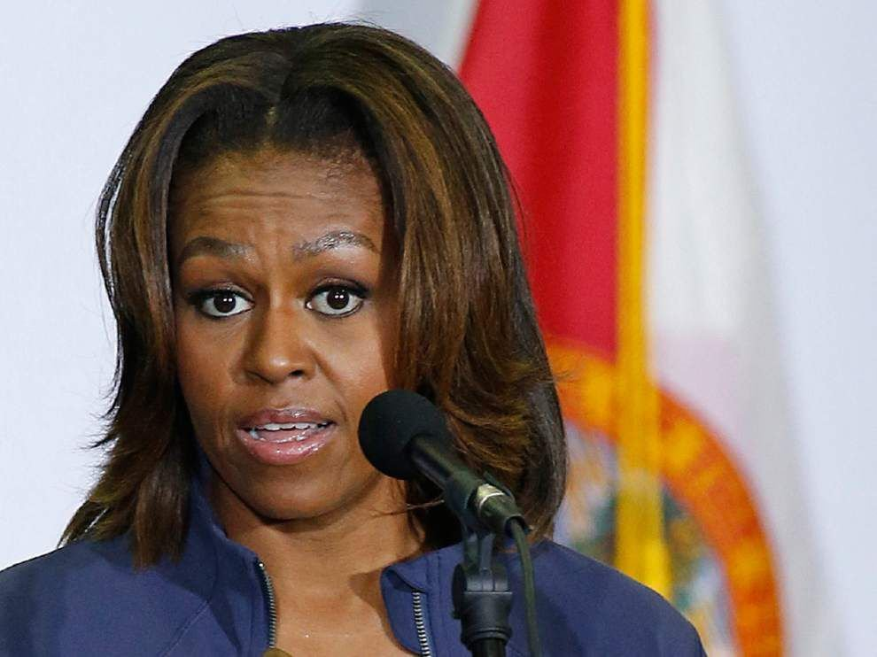 First lady bringing soul singers to White House _lowres