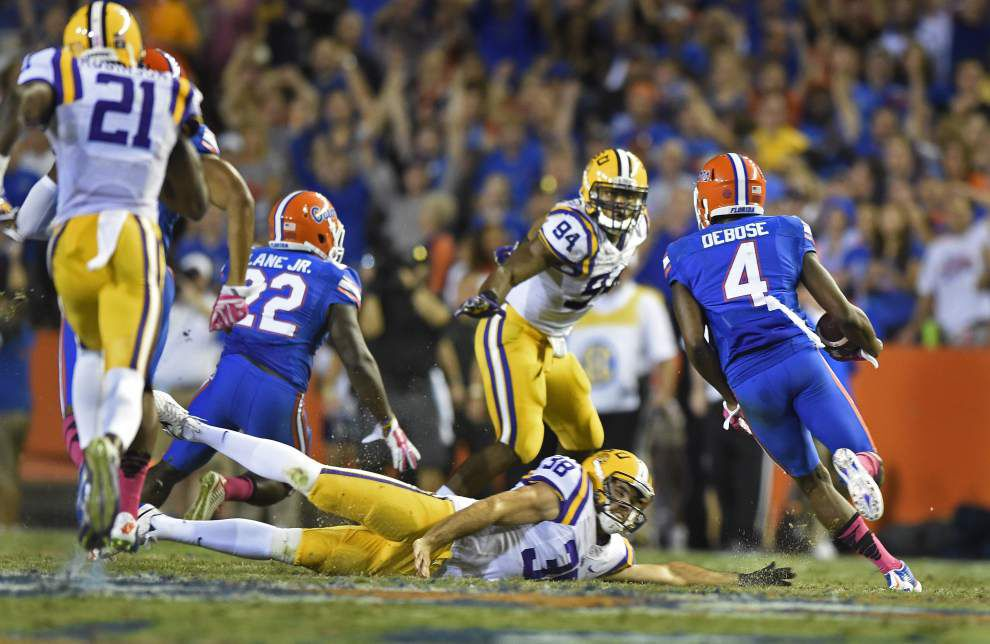Punt coverage a concern for LSU _lowres