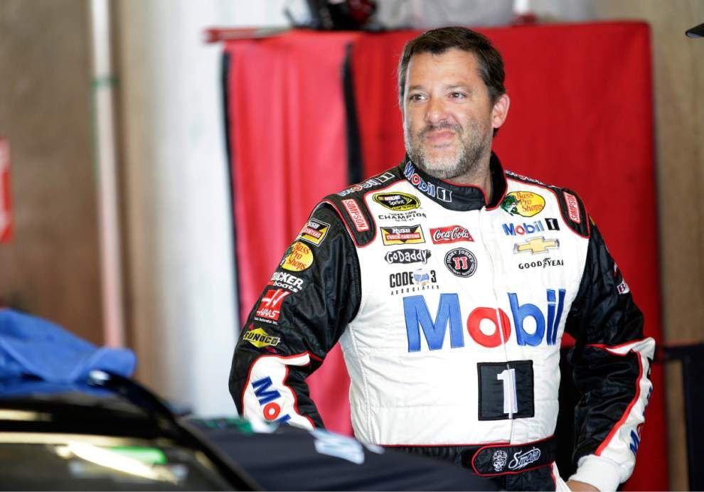 Tony Stewart ready to heat up at Watkins Glen _lowres