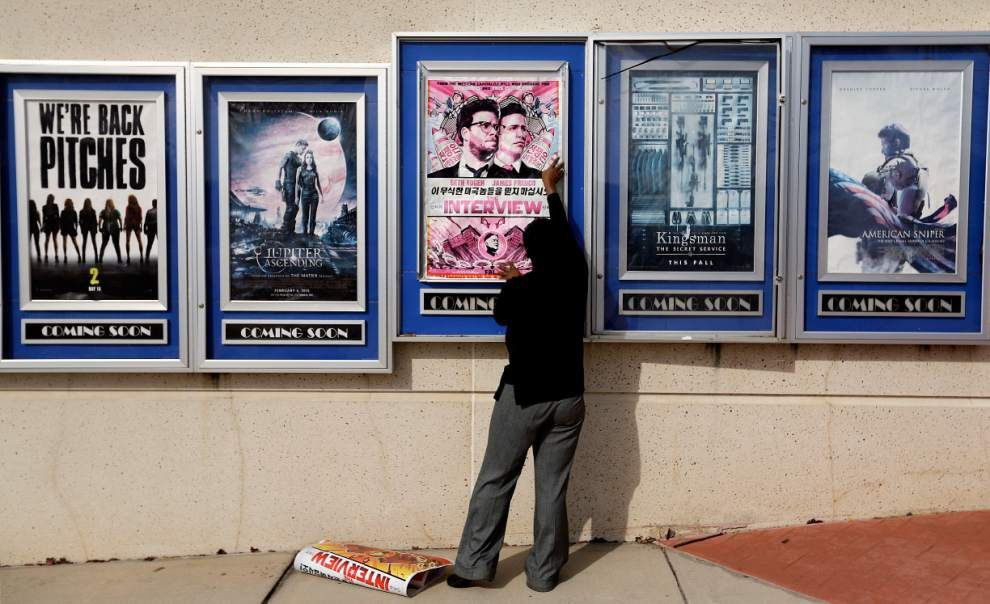 Sony cancels 'The Interview' Dec. 25 release _lowres