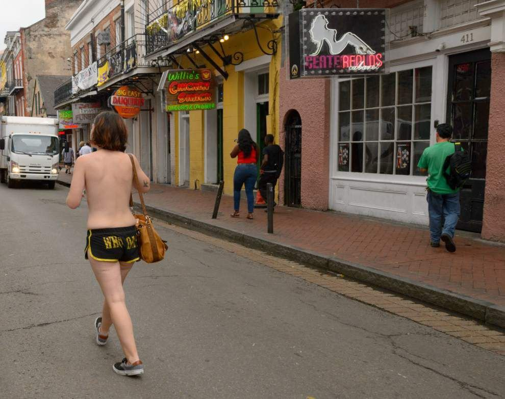 5 French Quarter strip clubs accused of prostitution and drugs, lose alcohol licenses _lowres
