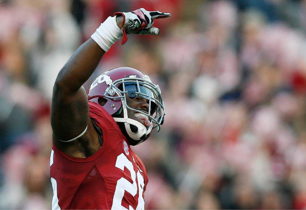 Alabama safety Collins selected by Giants at No. 33 _lowres